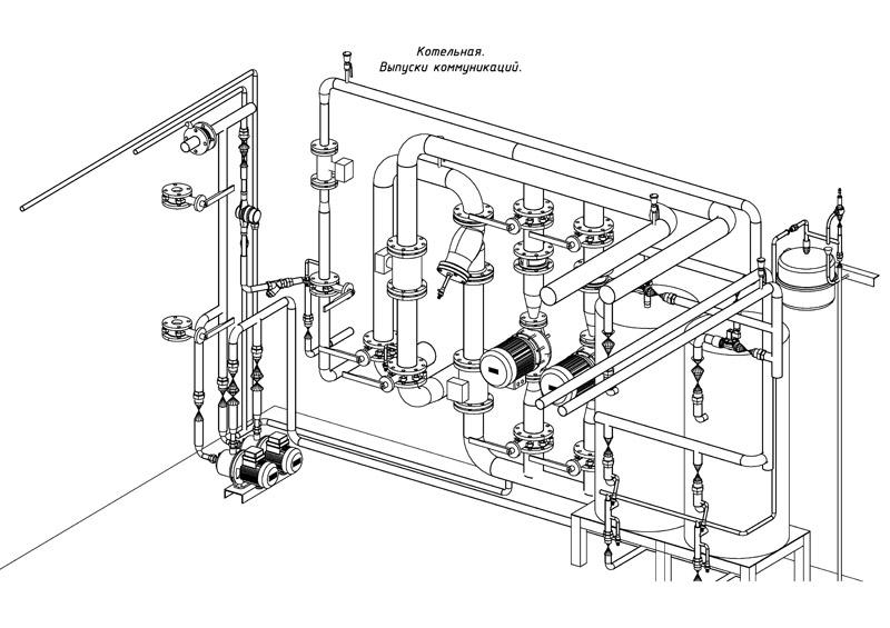 блочная водонагревательная котельная 2,8 мвт